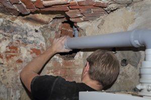Die Luftfeuchtigkeit im Keller