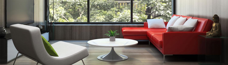 Optimale Luftfeuchtigkeit im Wohnzimmer