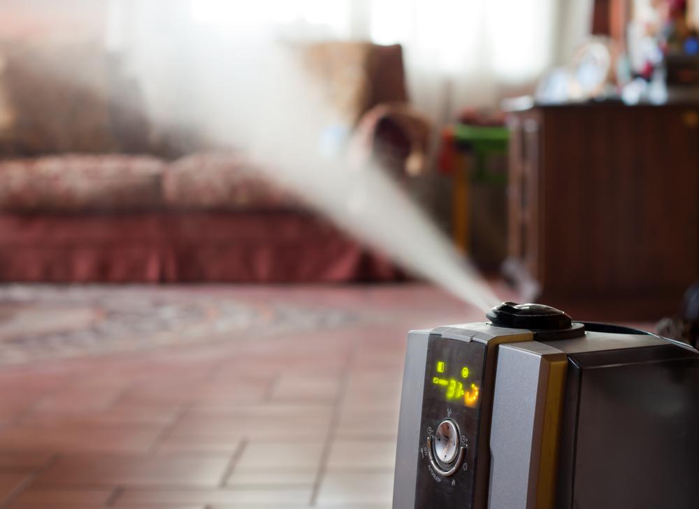 Luftbefeuchter Eigenschaften